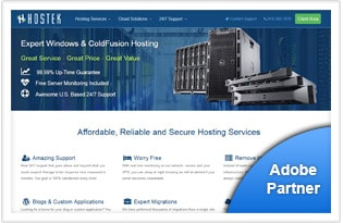 Hostek review - top ColdFusion web host