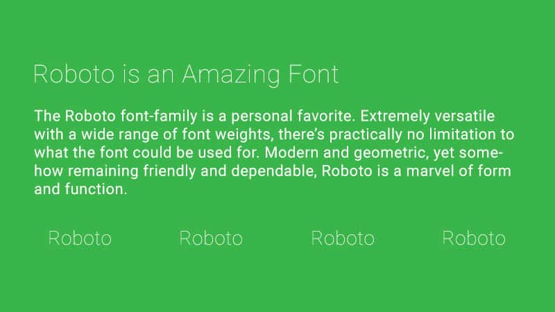 10 Awesome Google Font Combinations Trending in 2019 | How